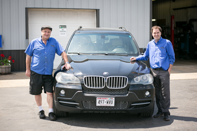 BMW - Graham's Auto and Truck Clinic LLC